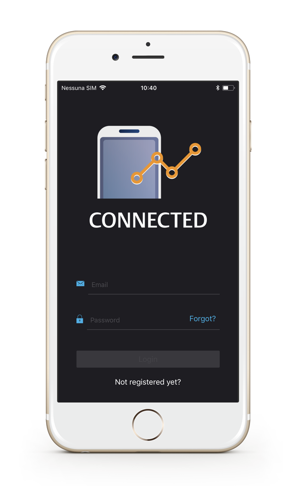 Emerson™ CONNECTED App Login